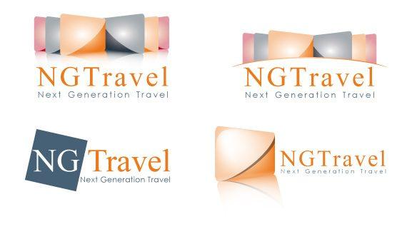 Logotypes Groupe NGTRAVEL