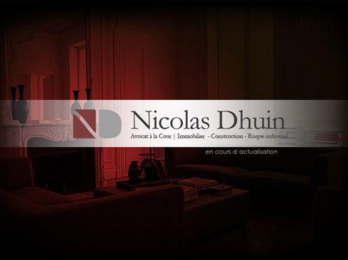 Nicolas Dhuin