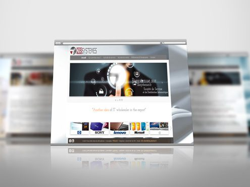 2Bsystemes web