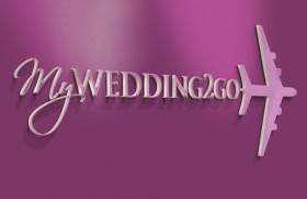 MyWedding2Go (identité visuelle – logotype) – Canada