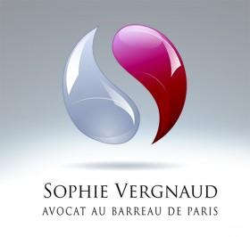 Maître Sophie Vergnaud – Avocat au Barreau de Paris (identité visuelle Logotype)