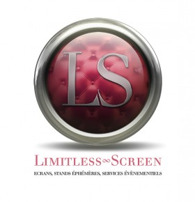 Limitless-screen (identité visuelle Logotype)
