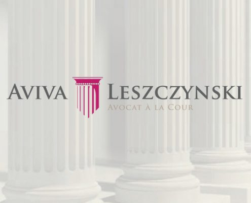 Maître Aviva Leszczynski logotype