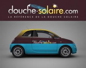 Douche-solaire.com (identité – Logotype)