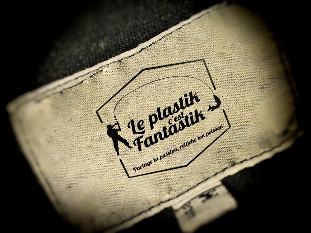 Logo Le Plastik c'est Fantastik