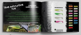 Amazing Fishing  (brochure print & digitale « Catalogue des produits »)