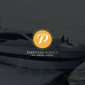 Particule Travel (identité – Logotype)
