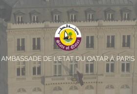 Ambassade de l'Etat du Qatar à Paris