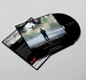 Truite aux Leurres – le film (Jacquette DVD)
