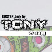 Tony Buster Jerk Smith Europe